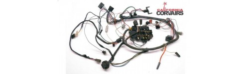 USED WIRING HARNESSES & PARTS