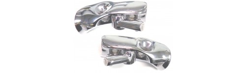 CHROME CONVERTIBLE PARTS