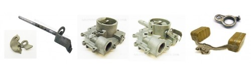 USED CARB TOPS & PARTS