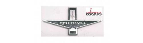 MONZA CROSS EMBLEMS