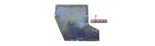 TUNNEL COVERS & TOE PANS