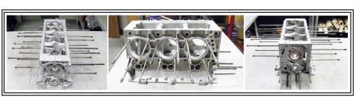 USED ENGINE CASES