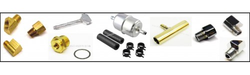 FUEL LINES FITTINGS & FILTERS