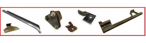 USED 1962-64 CT DOOR & GLASS PARTS