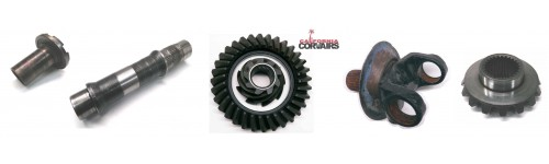 USED DIFFERENTIALS & PARTS