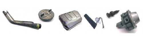 USED FUEL SYSTEM PARTS