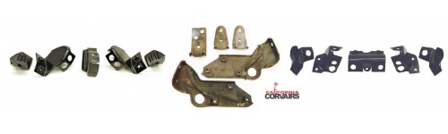 USED BUMPER PARTS