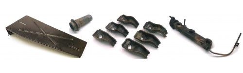 USED EXHAUST PARTS